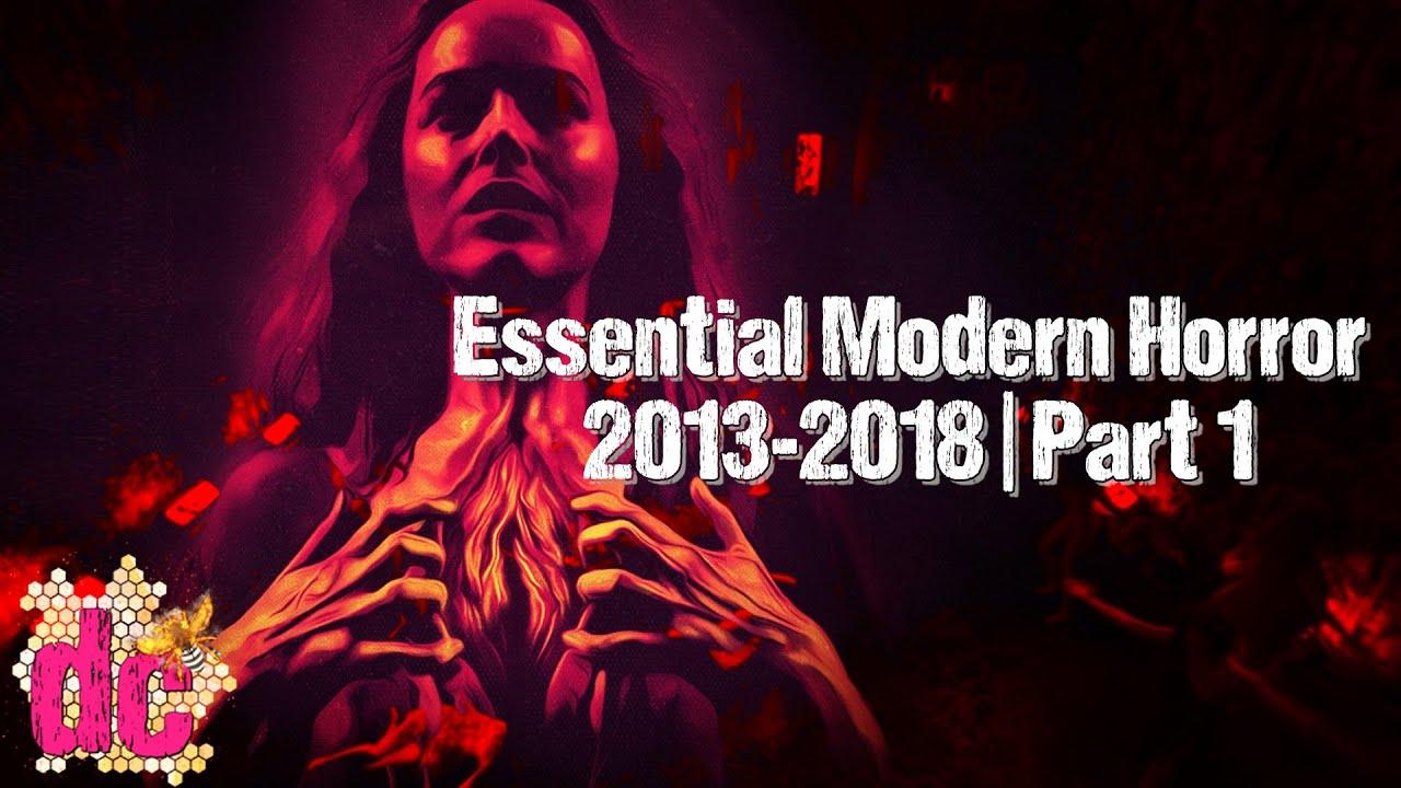 Top 10 Great Modern Horror Films, Part 1 | Dubious Consumption