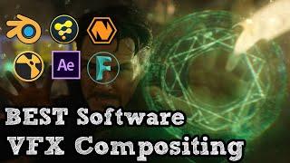 Best VFX Compositing Software