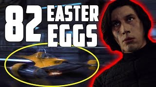 Star Wars: The Last Jedi Easter Eggs, Theories, and Review
