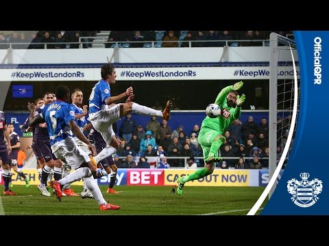 HIGHLIGHTS | QPR 2, DERBY COUNTY 0 - 08/03/16