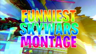 Skywars FUNNY MOMENTSSS