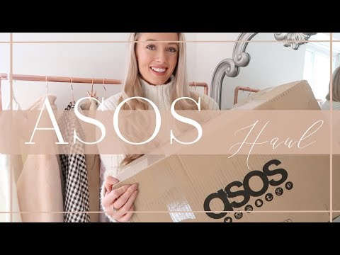 ASOS HAUL & TRY ON // Pre-Spring 2018   |  Fashion Mumblr