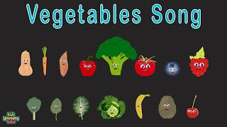 Vegetables Song/Nutrients and Minerals Song