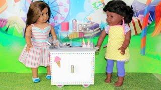 Ice Cream Cart Playset Review