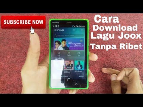 Cara download Lagu Joox Jadi MP3 Dengan Mudah