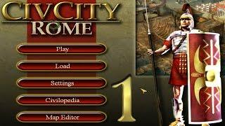 Let's Play - CivCity: Rome - Episode 1