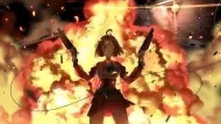 【多素材 燃向 AMV】百位女神参战