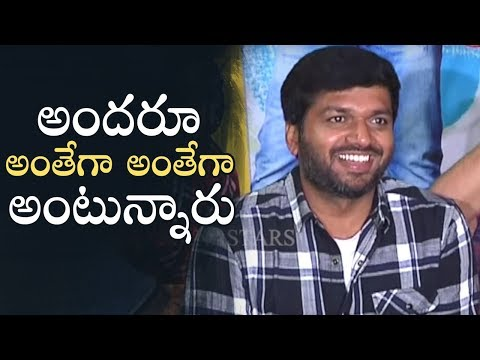 Director Anil Ravipudi Reaction On F2 Movie Result   F2 Success Celebrations   Manastars