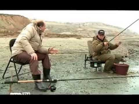 Ловля леща на Дону - YouTube