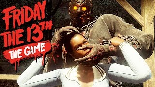 Friday The 13th The Game Gameplay German - Grausame Flucht