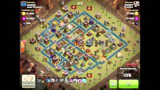 Rapid 3 Stars - 1:33 by Andre | Speed Raiding | Clash of Clans