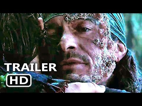 Thumbnail: PIRATES OF THE CARIBBEAN 5 New Will Turner Trailer (2017) Dead Men Tell No Tales, Disney Movie HD
