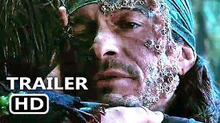 pirates of the caribbean 5 new will turner trailer 2017 dead men tell no tales disney movie hd
