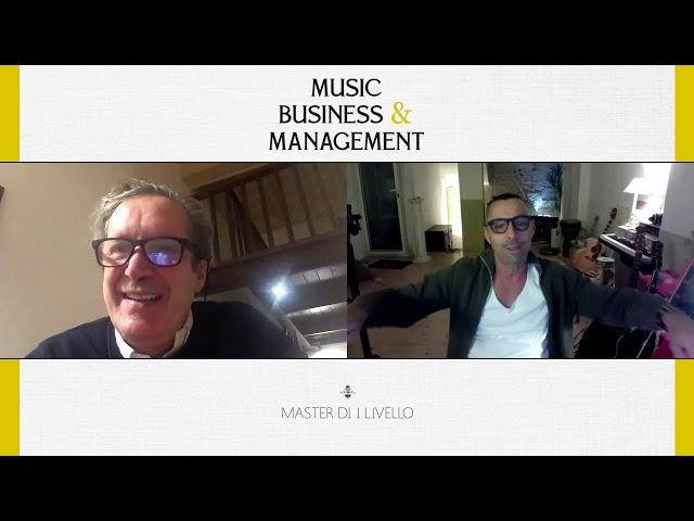 Ernesto Assante incontra Alex Britti | Saint Louis Webinar live