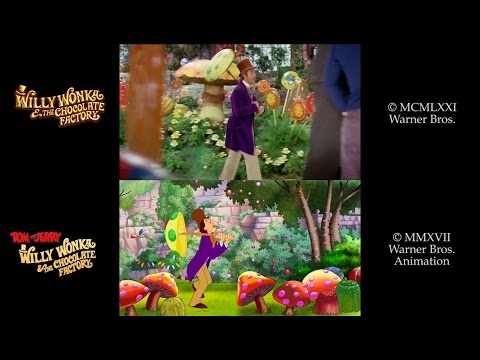 Charlie And The Chocolate Factory Tunnel Song Lyrics