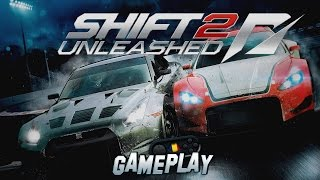 Need For Speed Shift 2 Unleashed PC Gameplay