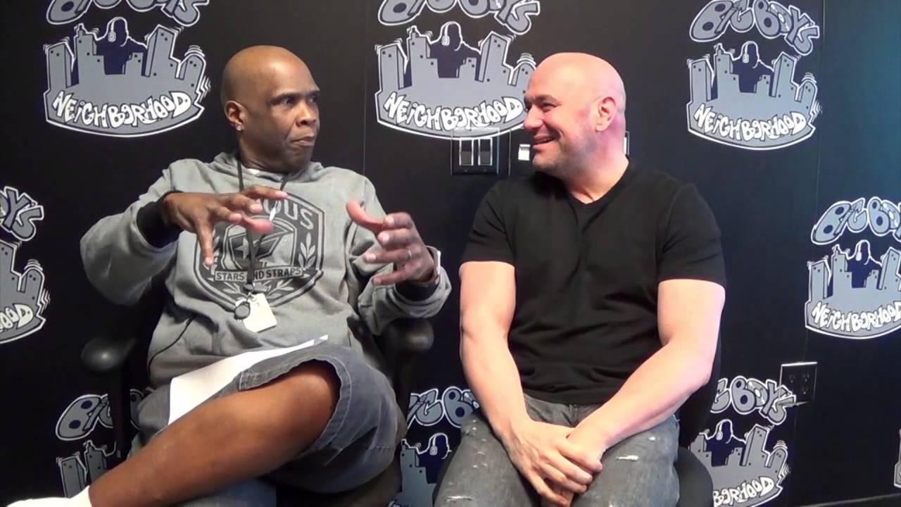 Download Big Boy kicks it with UFC Owner Dana White | BigBoyTV