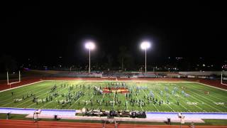 Upland Highland Regiment at Mission Viejo Field Tournament - 11/01/14