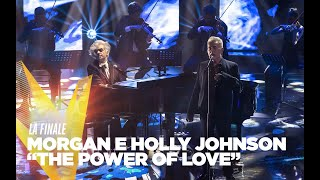 """Holly Johnson """"The Power of Love"""" - Finale - The Voice Of Italy 2019"""