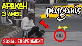 TES KEJUJURAN PENGEMIS - Sosial Eksperimen Indonesia