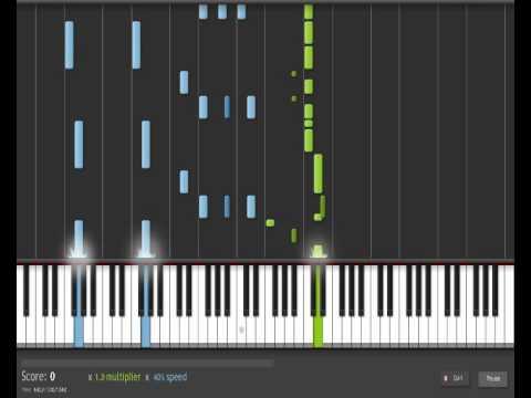 Naruto - Shippuuden -  Nagareboshi ( ending 1) - Piano Tutorial