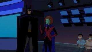 Talk to the hand Batman.../Justice League Vs Fatal 5