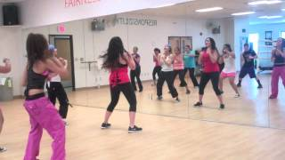 Red Hot Fitness - Calabria - Karla (Dance Fitness)