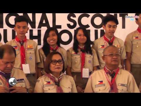 PANGASINAN WATCH   NATIONAL YOUTH SCOUT FORUM