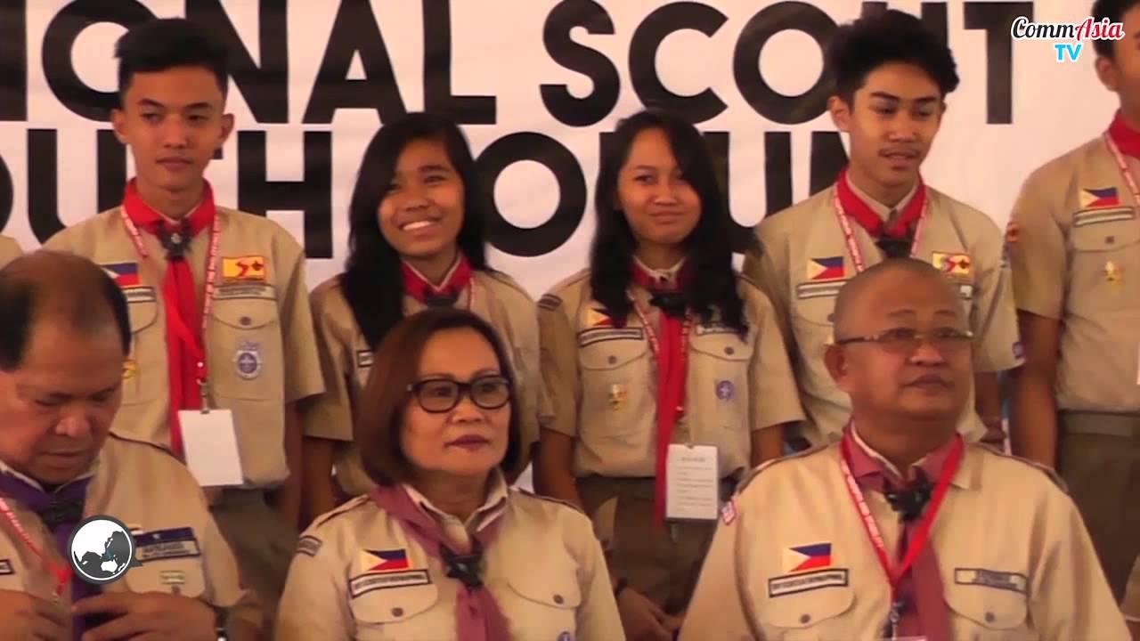 PANGASINAN WATCH | NATIONAL YOUTH SCOUT FORUM - YouTube