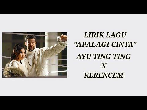 """trending!!-""""apalagi-cinta""""-ayu-ting-ting-x-keremcem-(lirik-lagu)"""