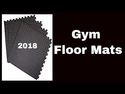 Cheap gym floor mats