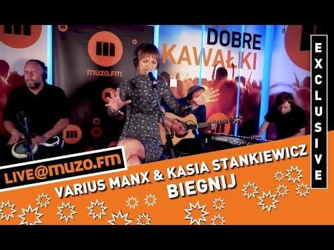 Varius Manx - Biegnij (Live at MUZO.FM)
