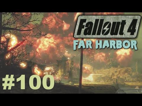 Fallout 4 - 100 - [Far Harbor DLC] - Atomit tuli käymään!