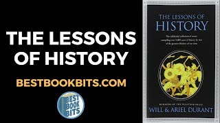 Скачать The Lessons Of History Will And Ariel Durant Book Summary Bestbookbits Com