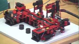 Il laboratorio PLC e Simulazione di processo