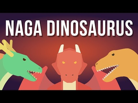 Apakah Naga Benar-benar Ada Di Zaman Dinosaurus?