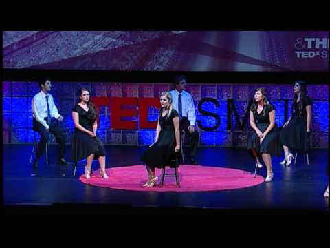 Live out loud: UT musical theatre ambassadors at TEDxSMU 2013