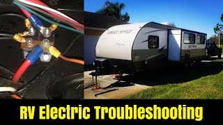 RV Electric Troubleshooting - Full Time RV living