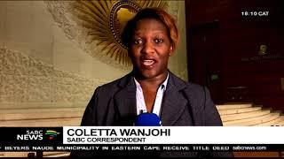 President Ramaphosa leads SA delegation to the AU's 11th summit