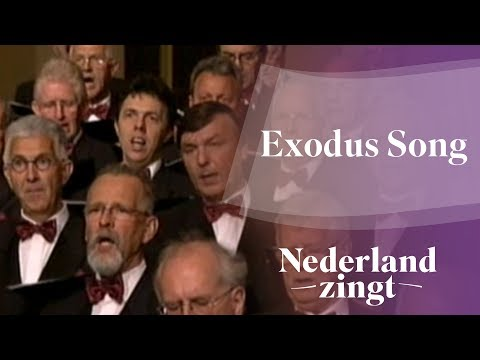 Nederland Zingt: The Exodus song