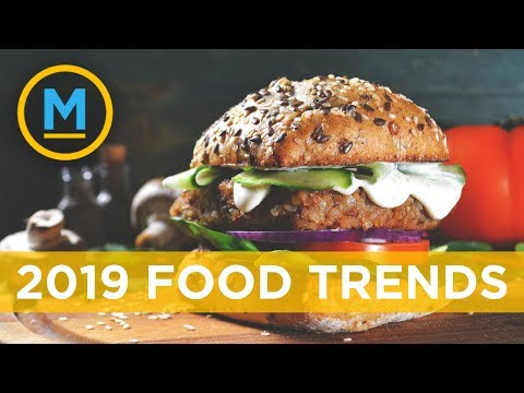 Meatless and automation just some of the food trends to look out for in 2019   Your Morning
