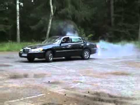 Lincoln Town Car 4 6 Youtube