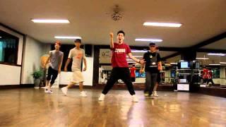 엠블랙 mblaq 모나리자 mona lisa g n b dance studio 연습영상