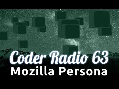 Mozilla Persona | CR 63