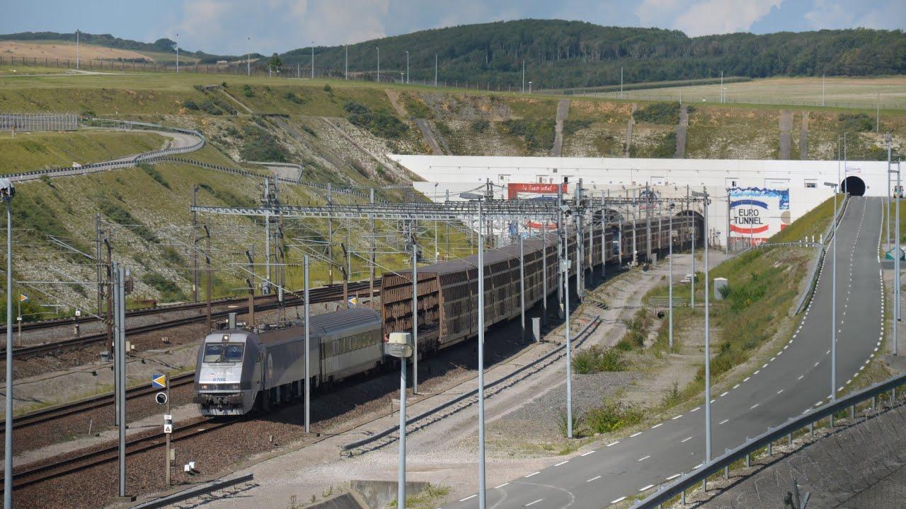 tunnel zwischen frankreich und england auto