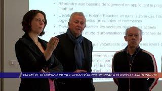 Yvelines | Première campagne pour Béatrice Pierrat à Voisins-le-Bx