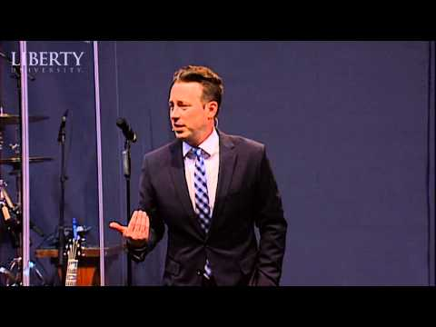 Ken Coleman - Liberty University Convocation