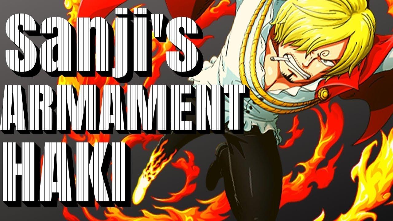 One Piece Why Sanji Has Advanced Armament Haki Youtube