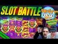 BRAND NEW SLOT BATTLE! Feat Thunderkick Slots & Big Wins!