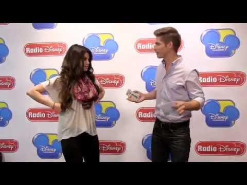 Selena Gomez 60 Second Challenge at Radio Disney | Radio Disney